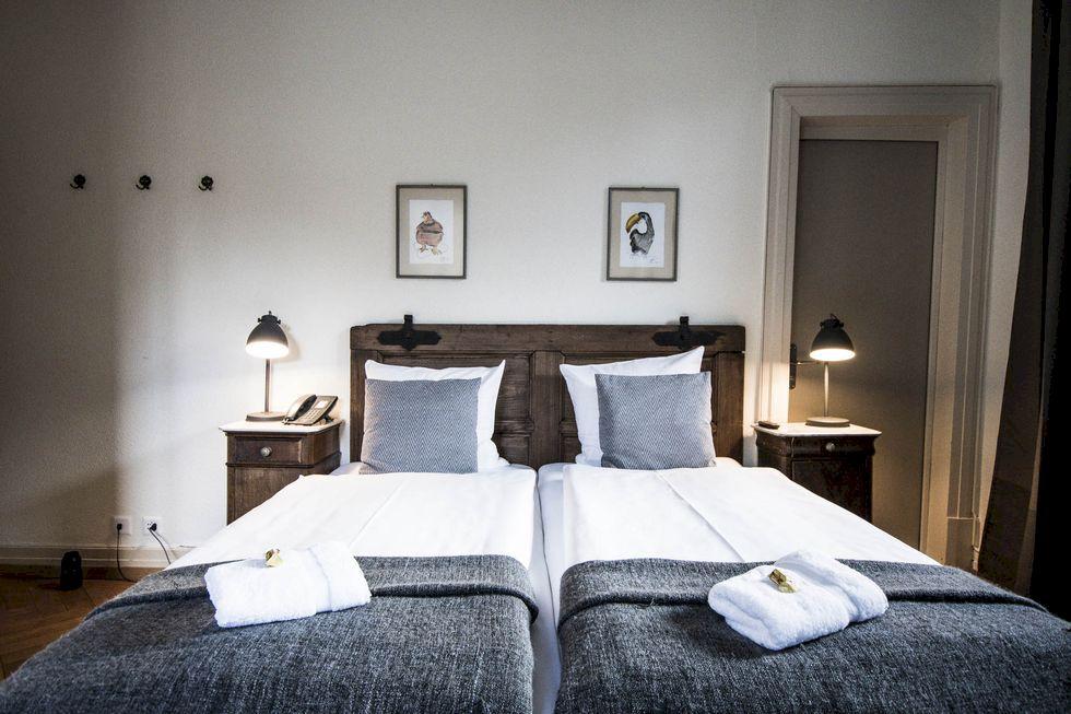Hotel Hoheneck  – ditt basläger i Engelberg