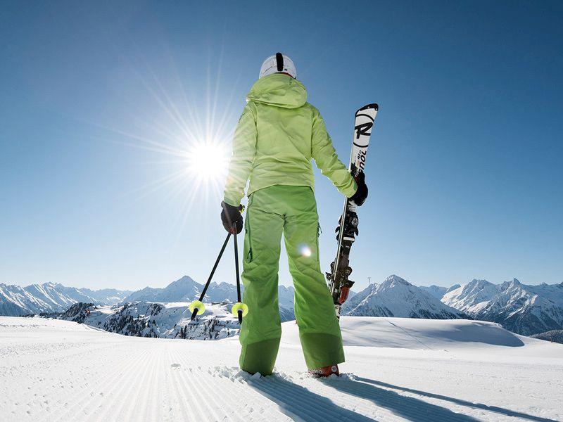 Österrikes största utbud av skidor och party