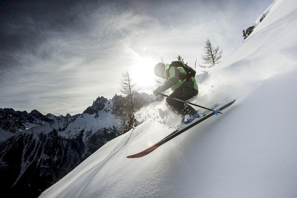 Dynastar – innovatörerna vid Mont Blanc