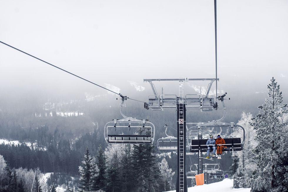 Romme Alpin begränsar antalet gäster i vinter