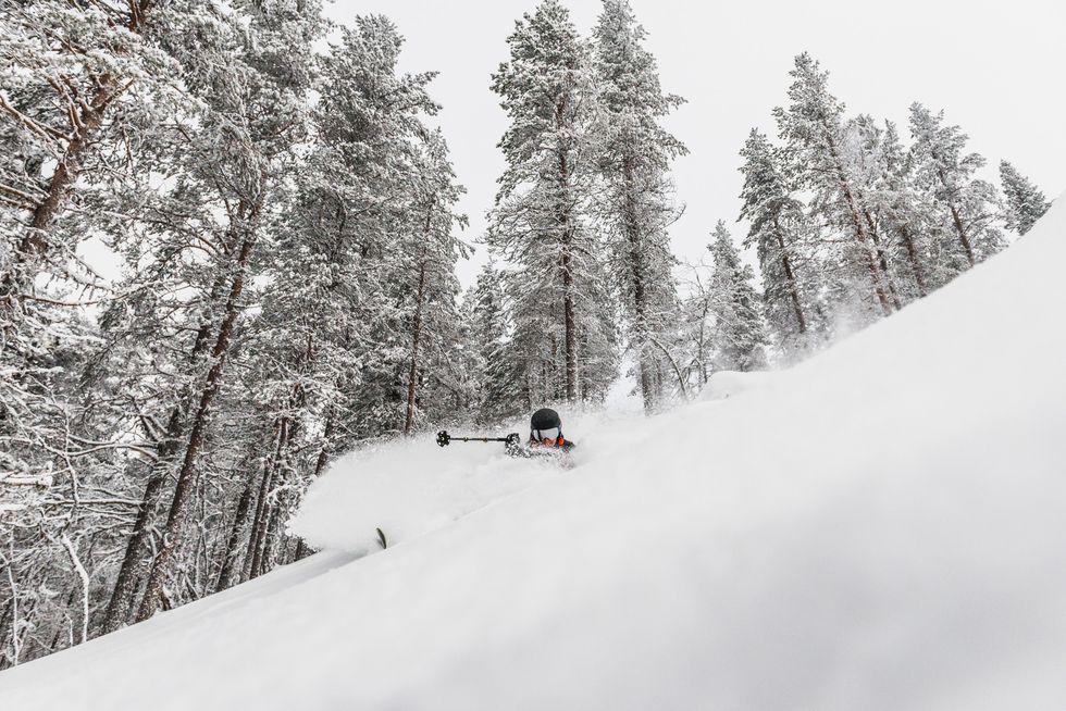 Idre Himmelfjäll –Sveriges första nya skidort på 30 år