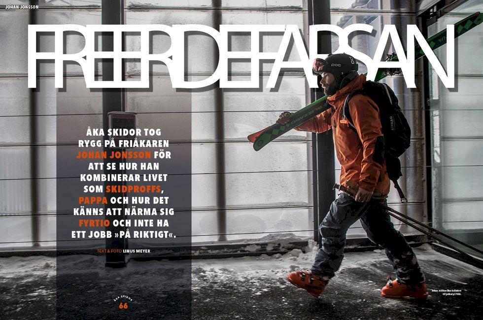 Novembernumret av Åka Skidor äntligen ute!