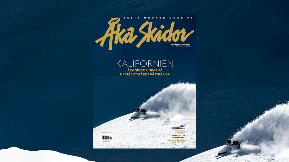 Skidsnack Augusti: klassisk skidort i USA byter namn