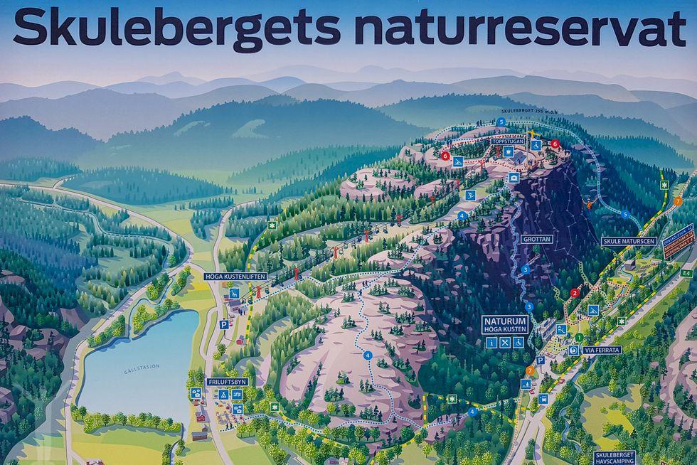 Skuleberget på Höga Kusten får ny lift och investeringar för 40 miljoner
