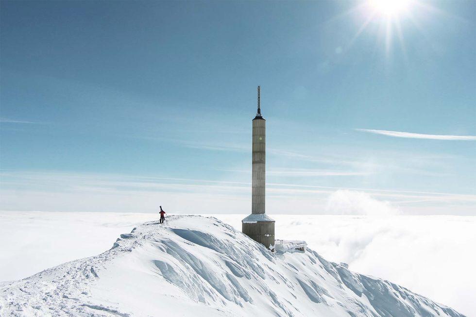 Åka Skidors bergskunskap del 4: åkdisciplin i komplex terräng