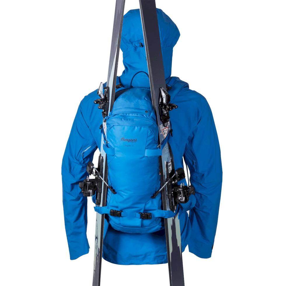 Test av skidryggor: Bergans Slingsby 24