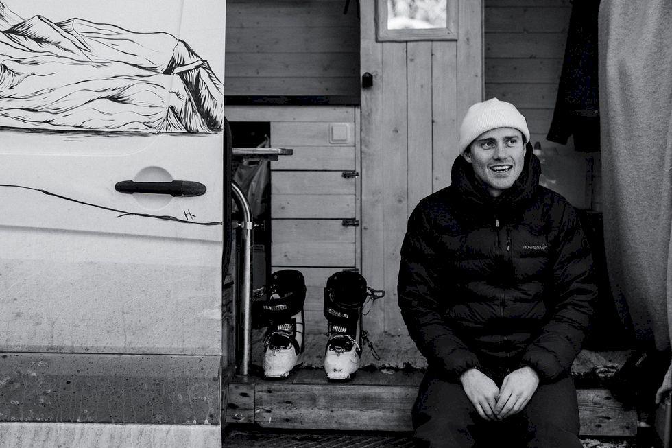 #Vanlife - Träffa skidåkarna som bor i sin bil