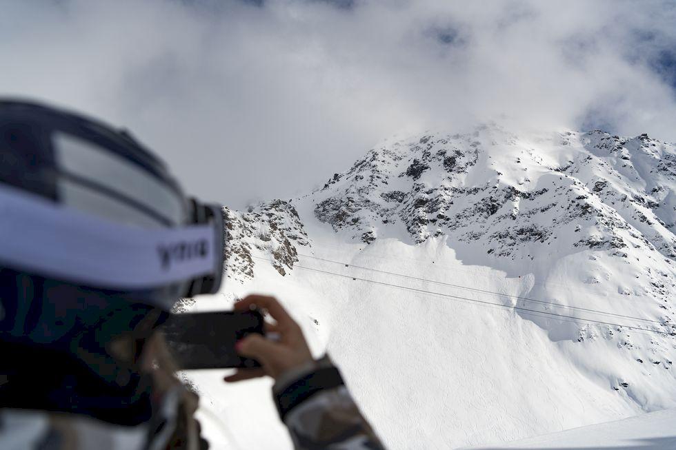 Bergsguidens bästa åk i Verbier