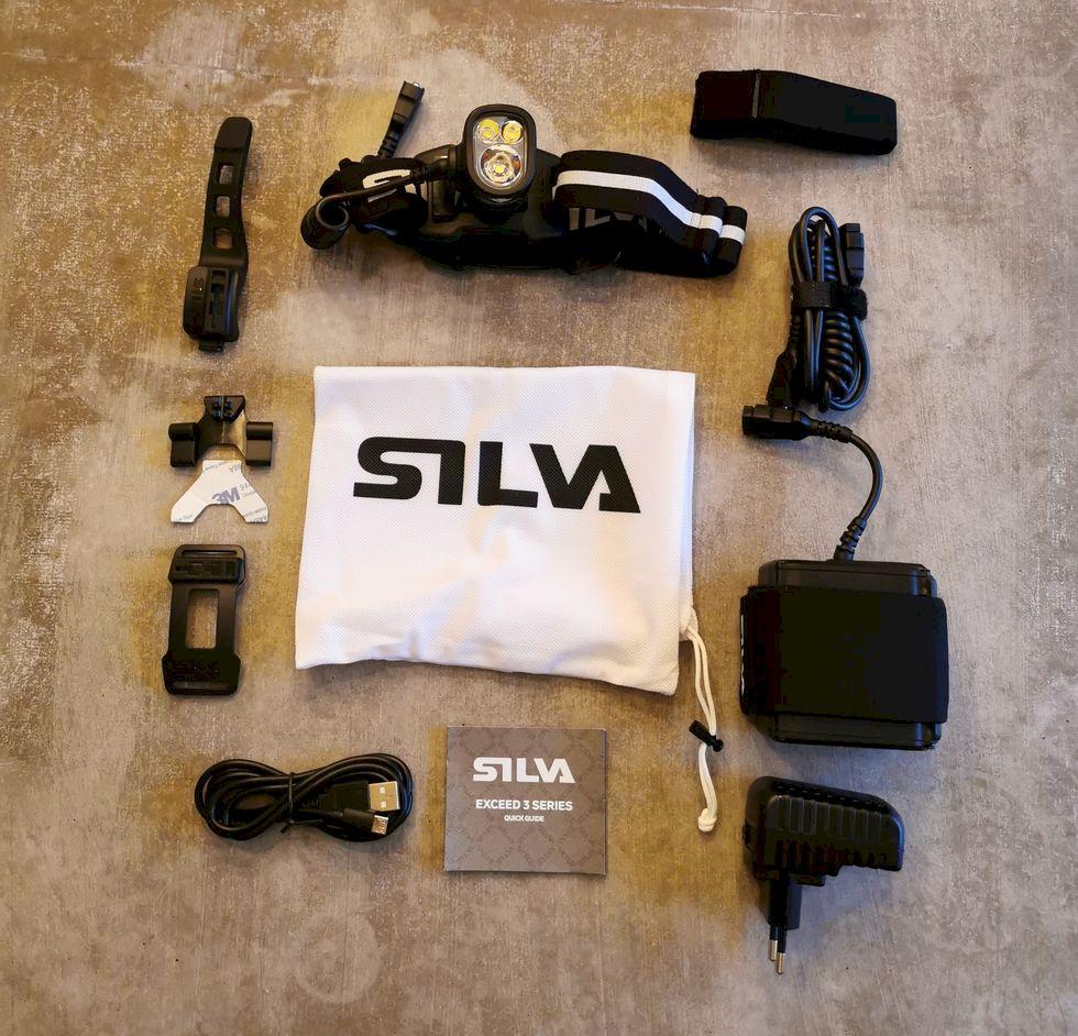 Testpiloterna rapporterar: Silva Exceed 3XT