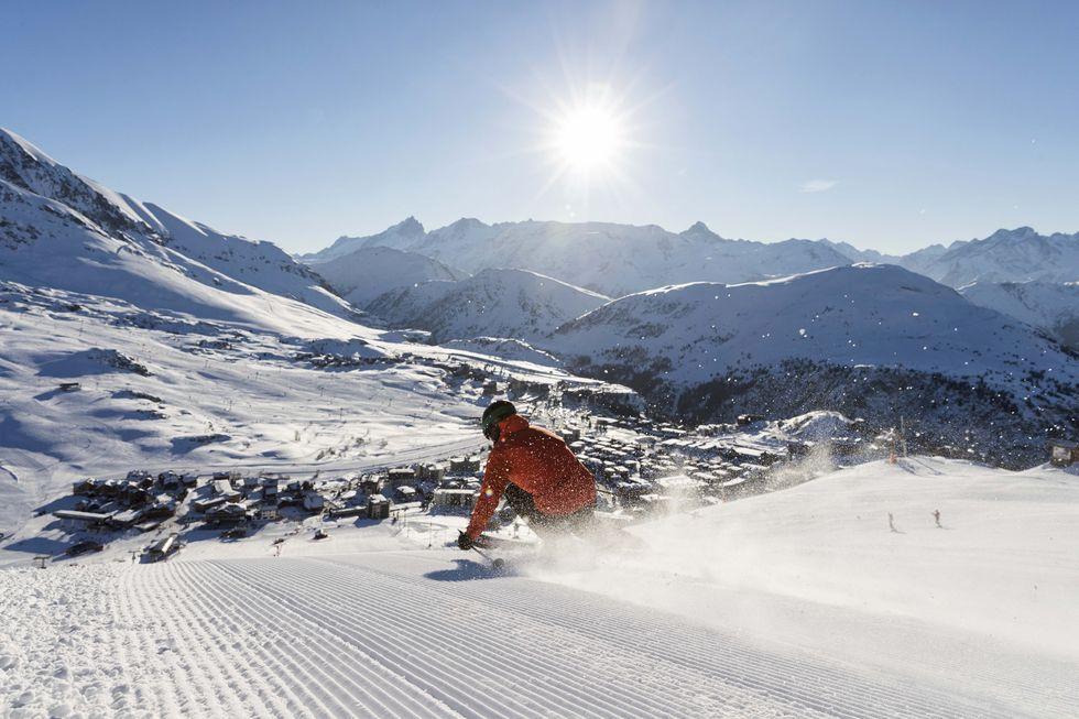 Alpe d'Huez – Solens Rike