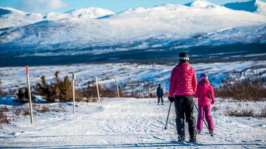 Kunglig svensk skidort till salu för 20 miljoner