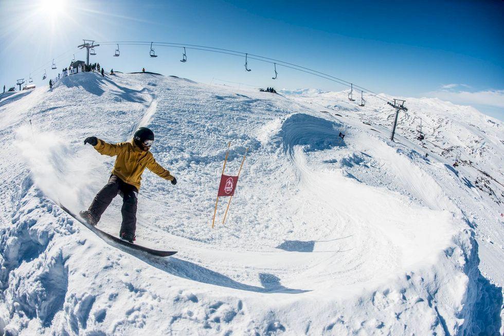 Lista: Vinterns event för skidåkare