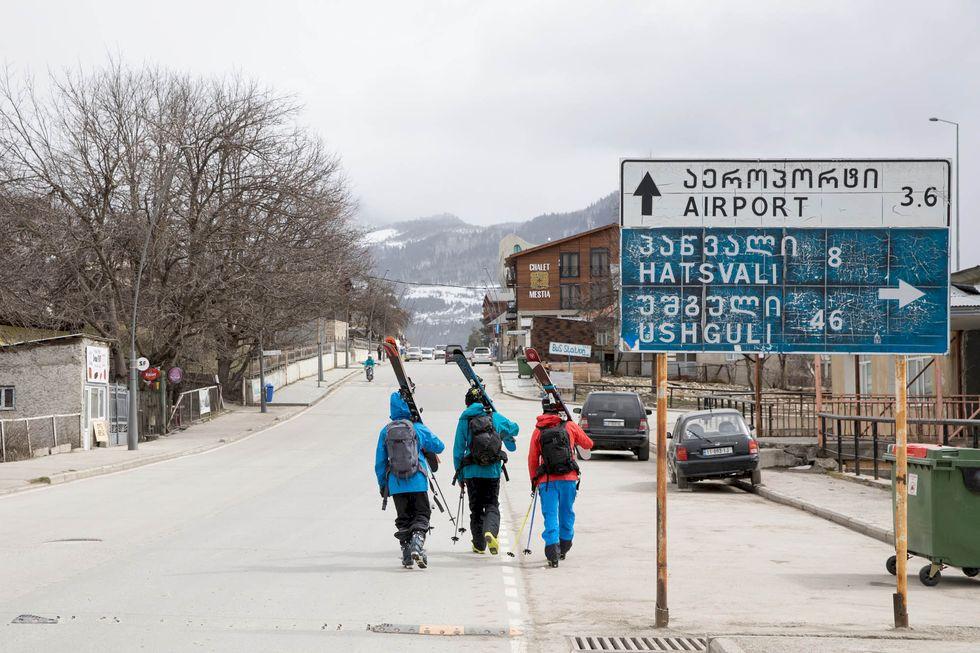 Guide: Skidåkning i Georgien