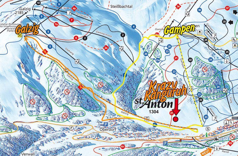 Afterski på ny nivå – Krazy Kanguruh i St Anton