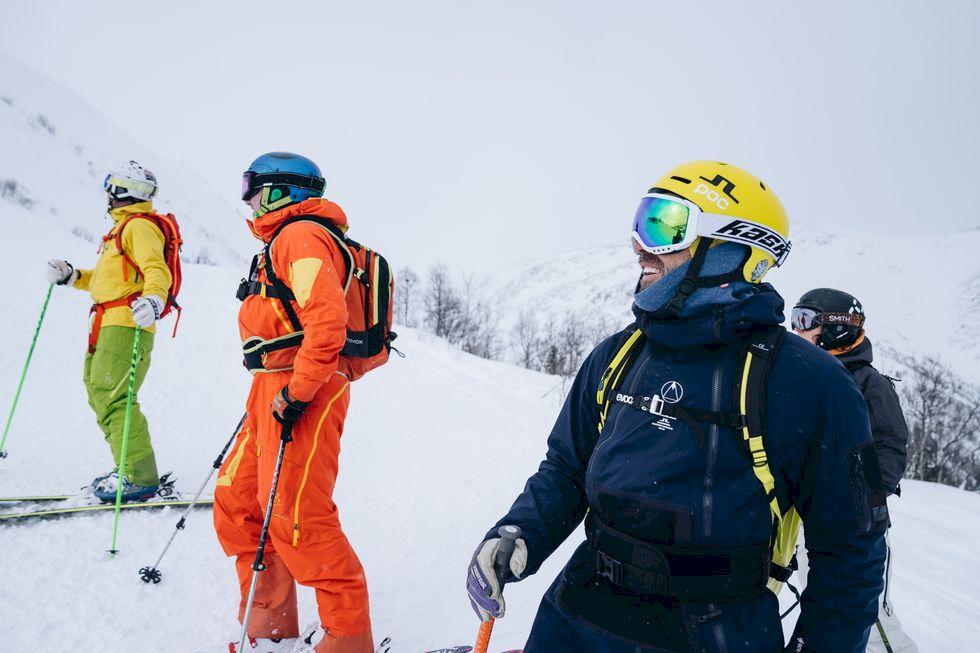 Haglöfs Åka Skidor Freeride Days kommer tillbaka den 29 mars - 1 april 2020