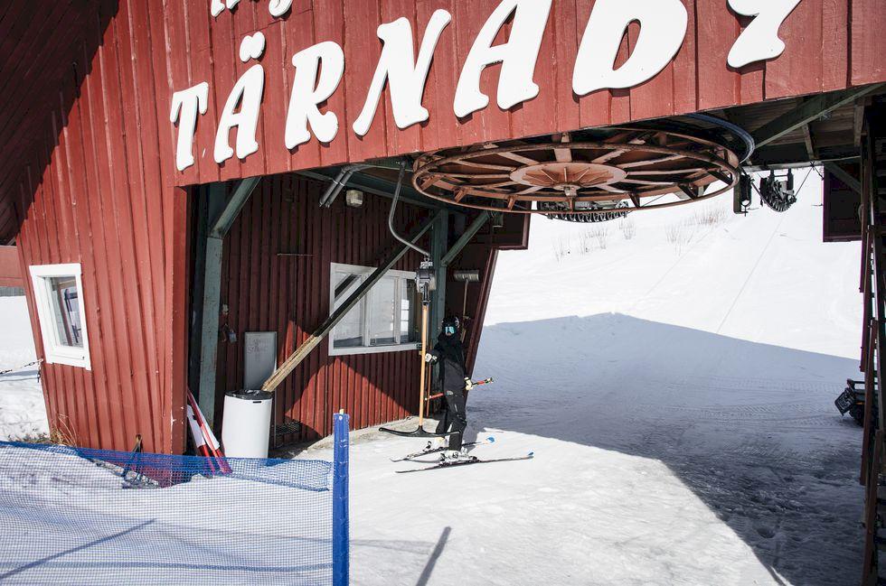 Sandra Näslund –skicrosstjärnan som kan åka allt