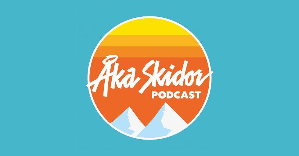 Åka Skidor Podcast #1: David Kantermo