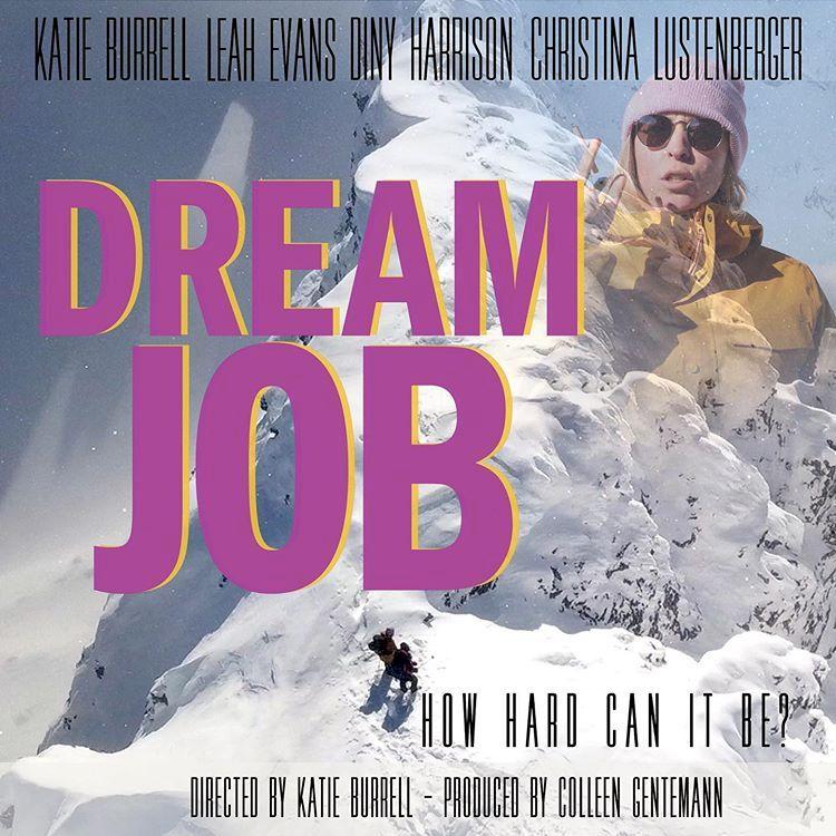Dream Job - en skidfilmskomedi du måste se