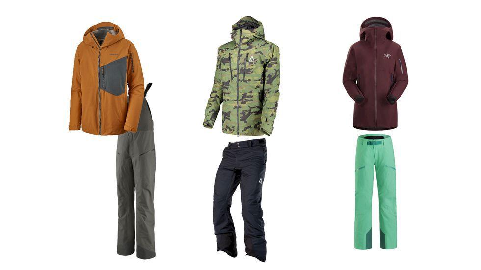 Rätt klädd - 14 av vinterns bästa skalkläder
