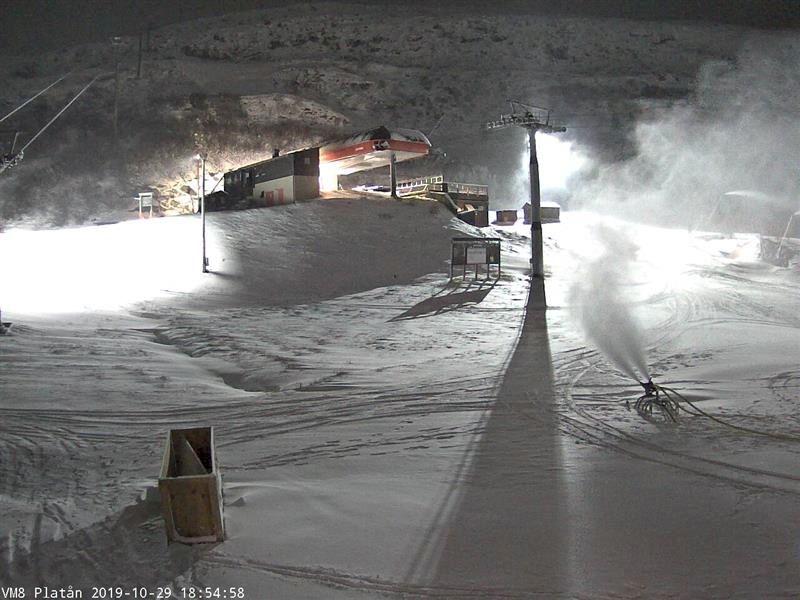Här är skidorterna som redan öppnat eller gör det snart