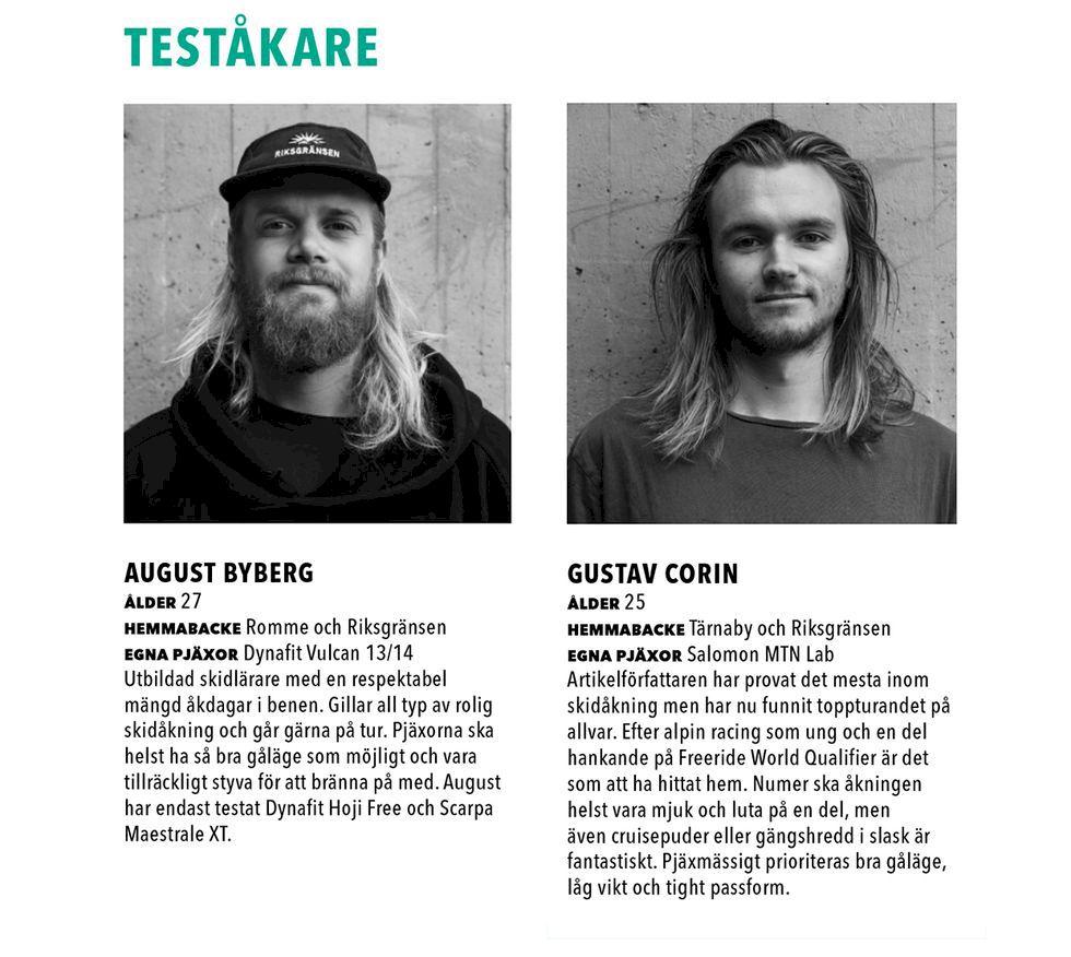 Test: vinterns bästa pjäxor för friåkning och topptur 2019/2020