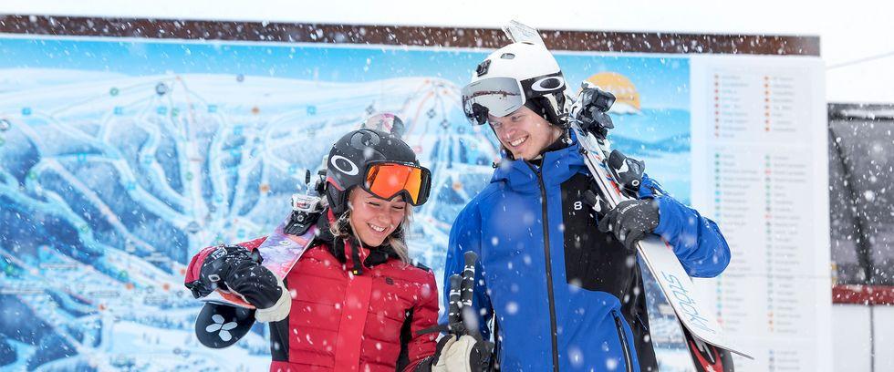 Nyheter på Årets Skidanläggning inför vintern