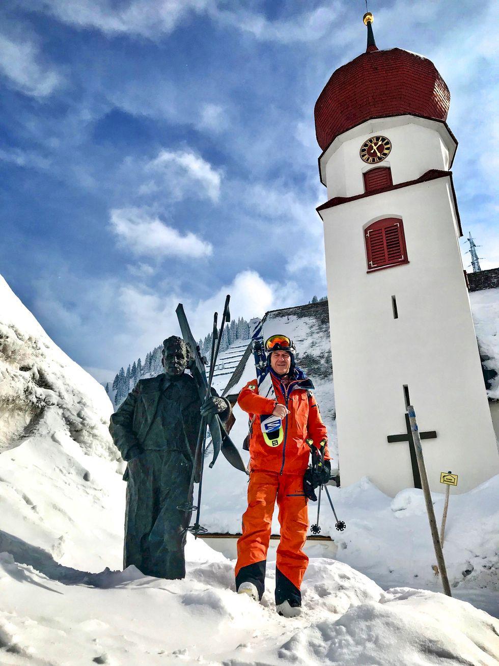 Nytt nummer av Åka Skidor ute denna vecka