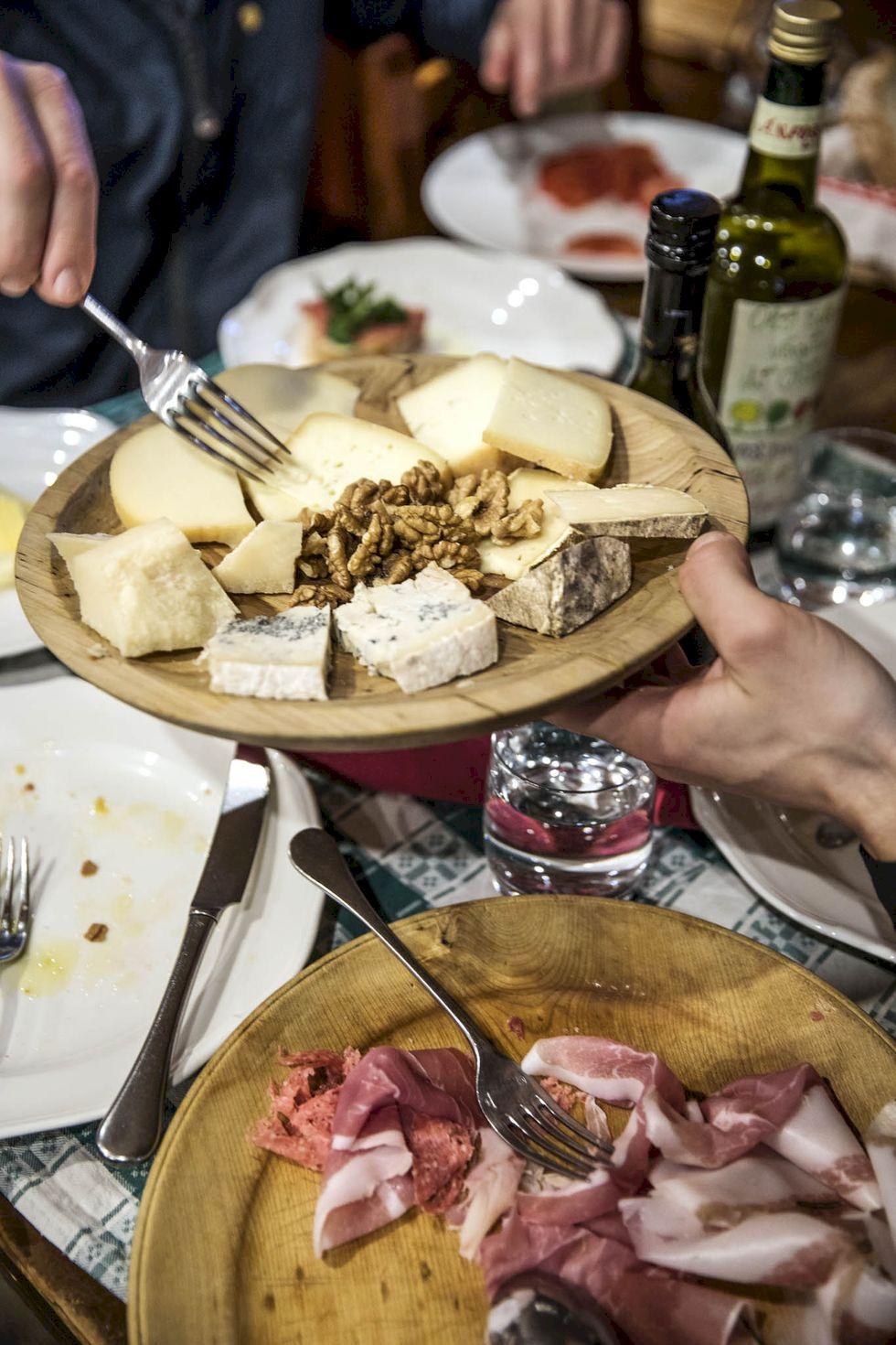 Italiensk romantik i Alagna