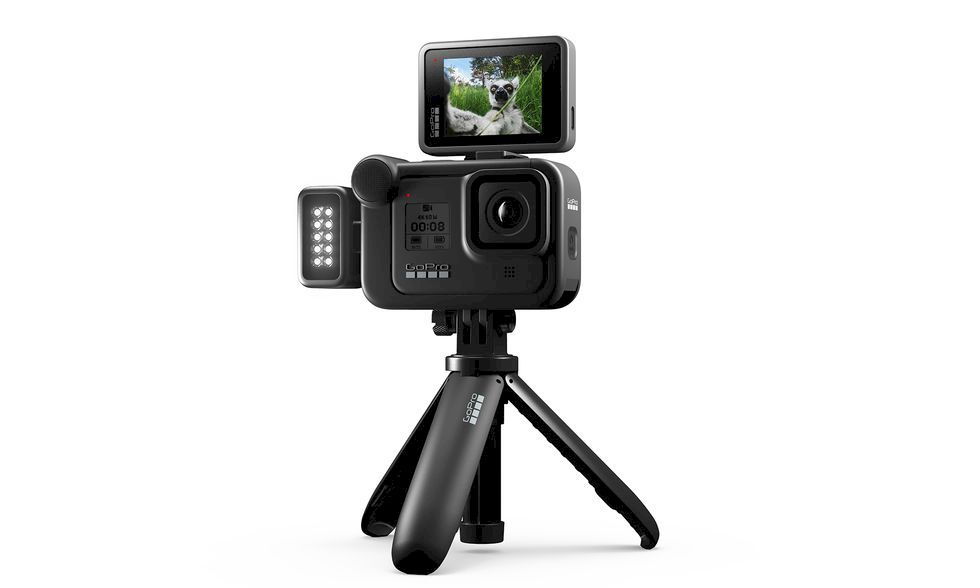 GoPro lanserar helt ny 360-kamera och nya Hero 8