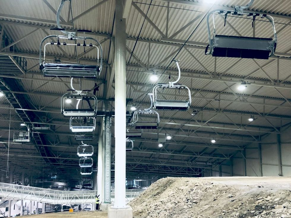 Skidsnack v39 - ny lift i La Grave