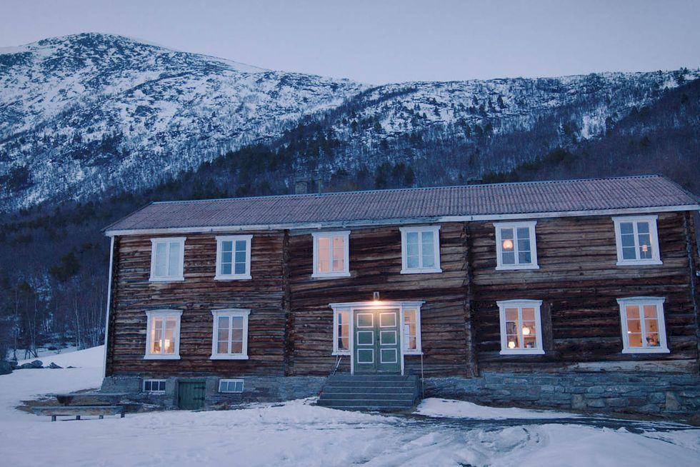 EVI Skis - den lilla skidfabriken i Norge