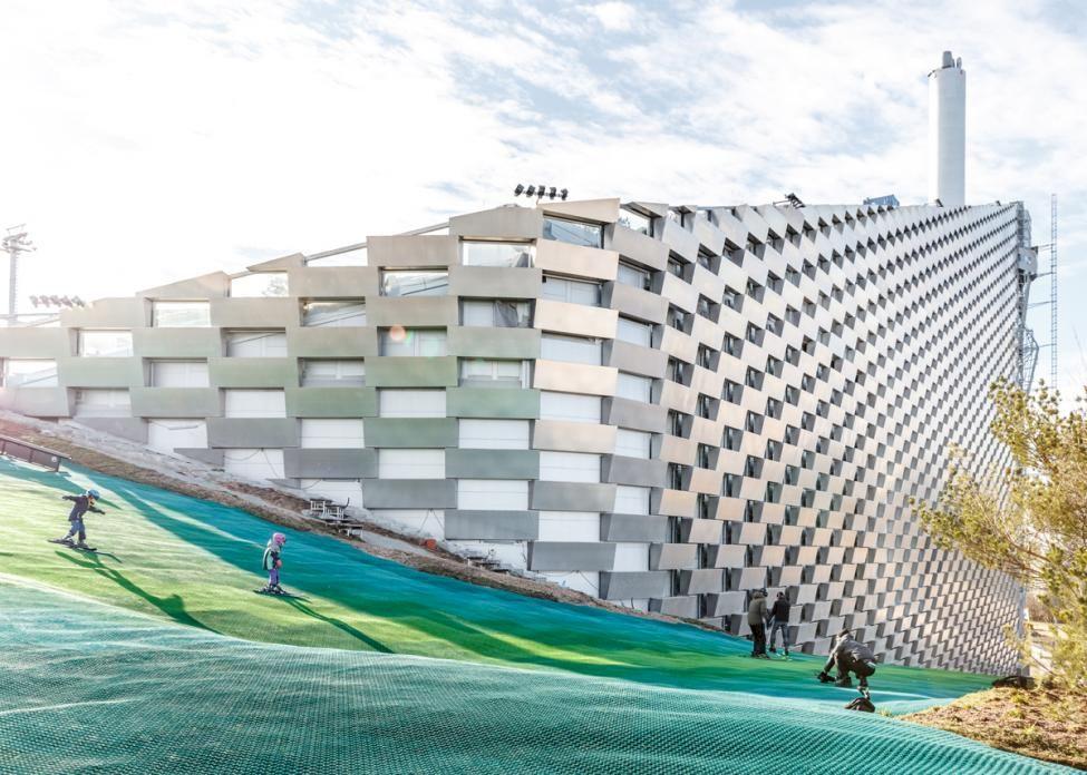 Nästa vecka öppnar Köpenhamns plastbacke