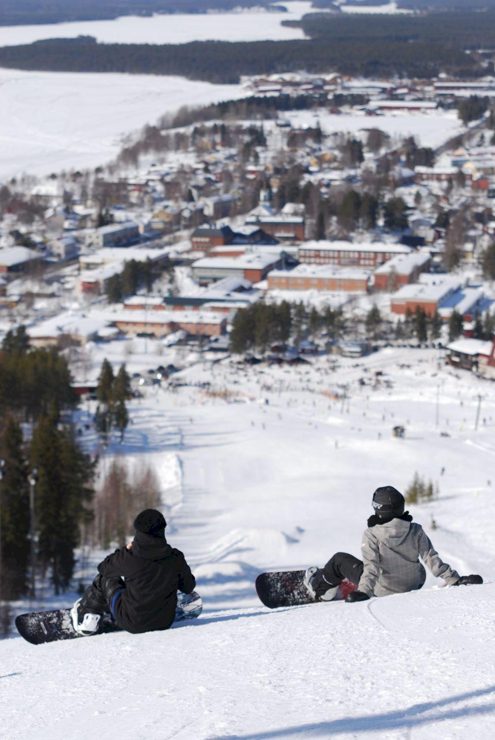 Köp en egen svensk skidanläggning