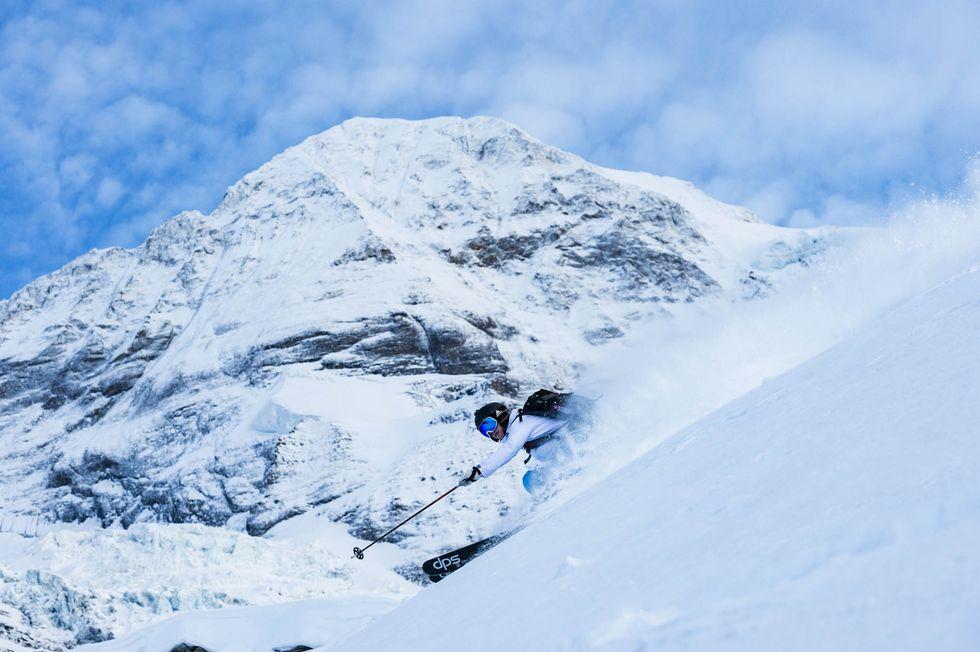Jungfrau - Mürren, Wengen och Grindelwald