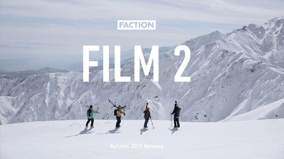 Sommarens första skidfilmstrailer