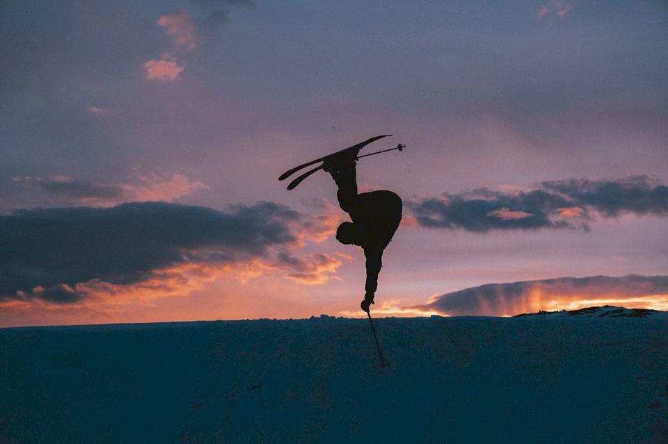 Här kan du åka skidor just nu