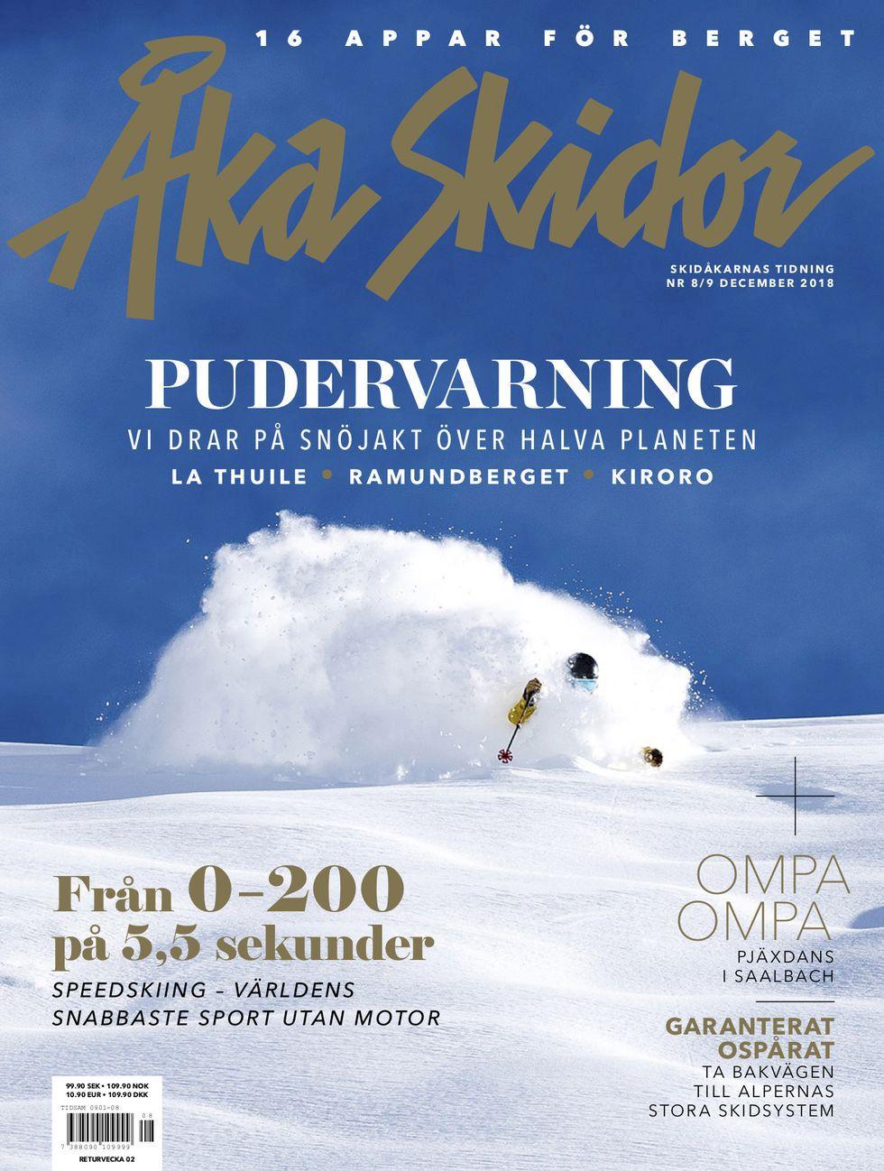 Avgjort - Säsongens bästa omslag 2018/2019