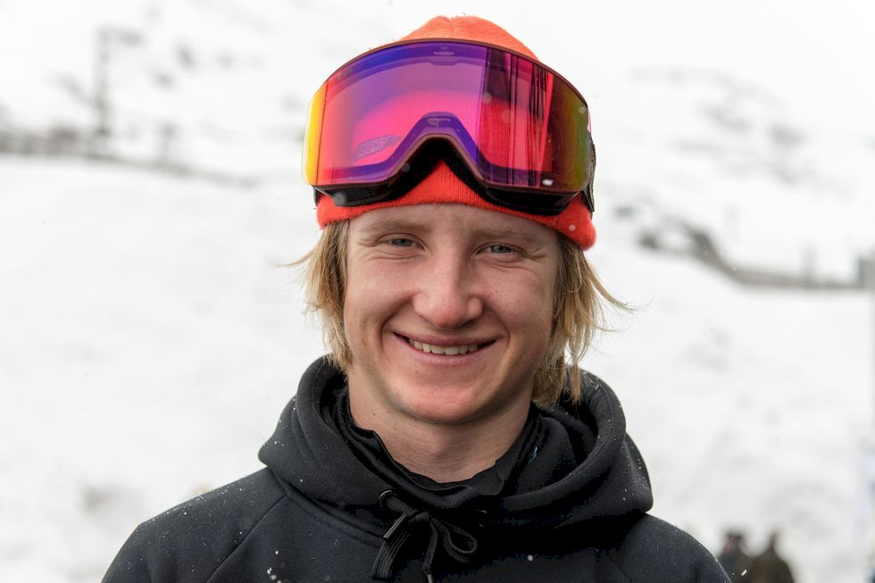 Max Palm och Hedvig Wessel vann NM 2019