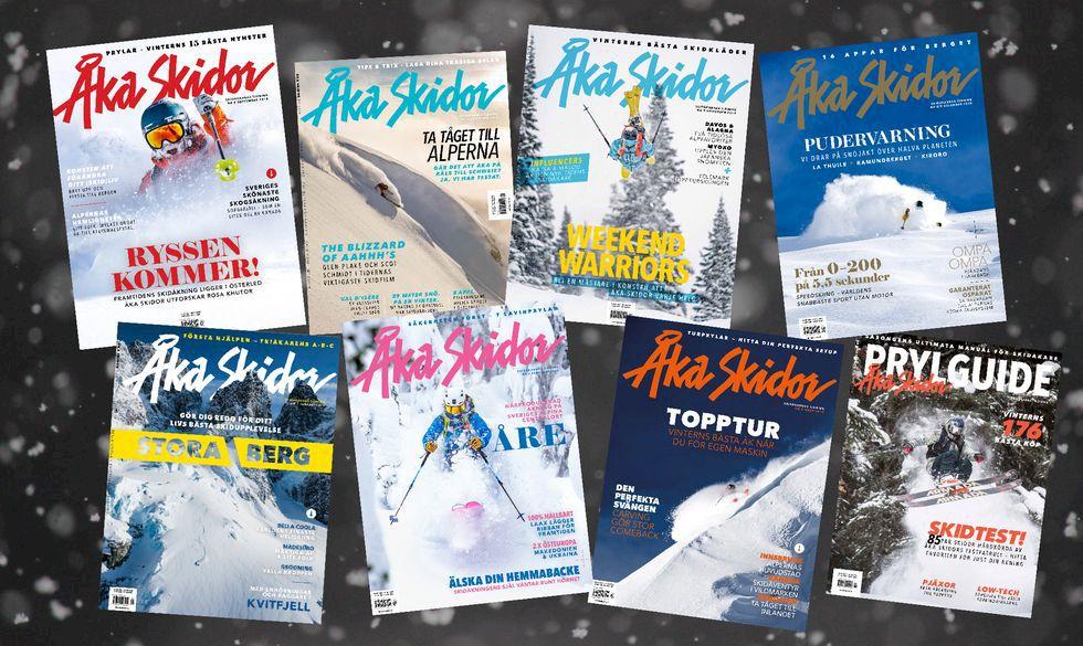 Skidsnack #16: Veckans nyheter i skidvärlden