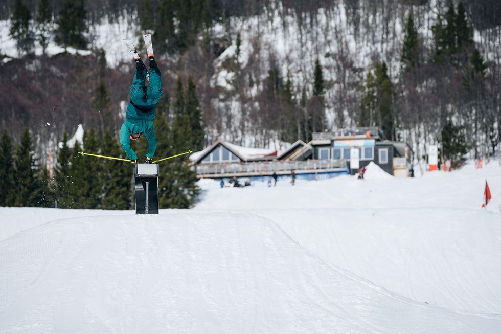 Bilder och recap från Haglöfs Åka Skidor Freeride Days 2019