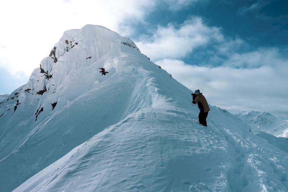 Nästa generations svultna skidåkare