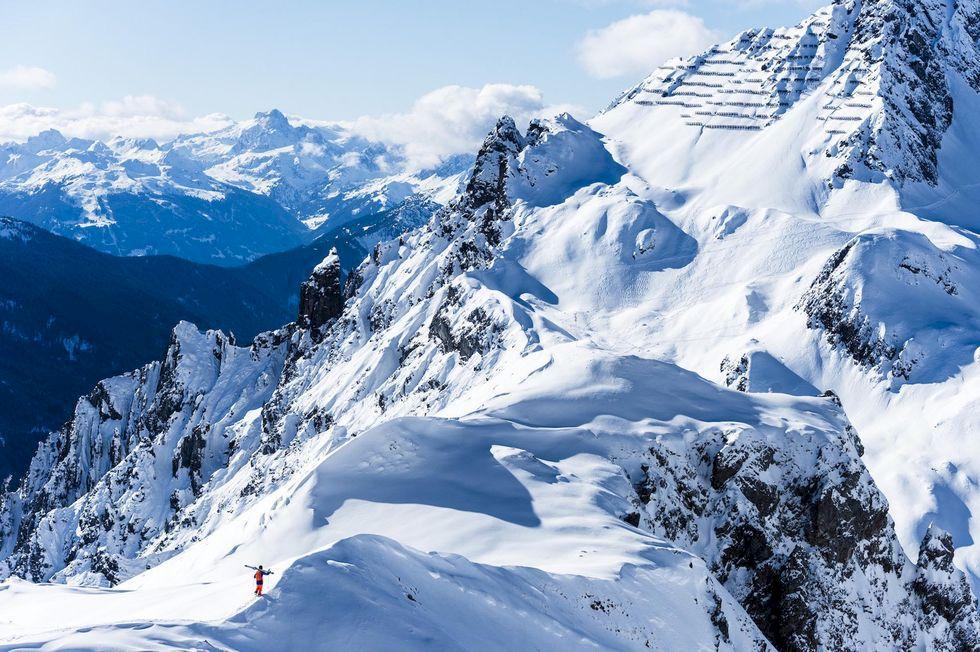 Världens 17 bästa skidorter enligt Åka Skidor