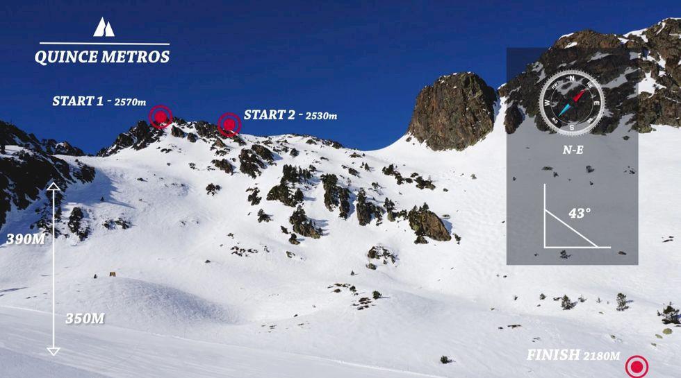 Repris: Freeride World Tour Andorra 2019