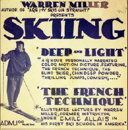 9 klassiska skidfilmer