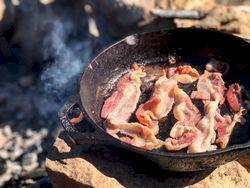 Senaste fika-trenden: pocket bacon