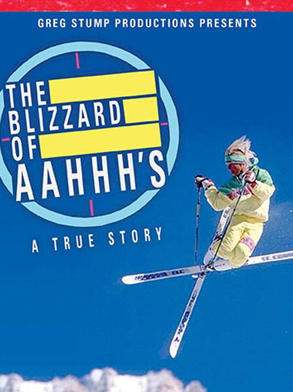 Klassisk skidfilm: the Blizzard of Aahhh's