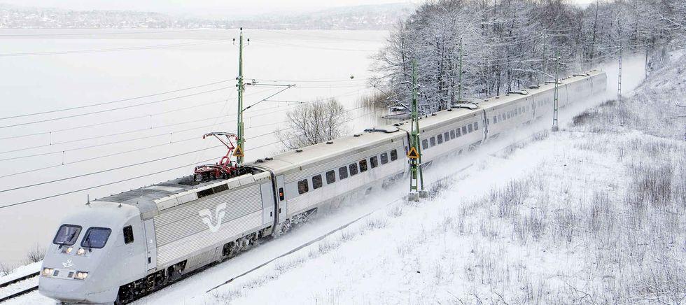 Tåggäster i Vemdalen får VIP-behandling