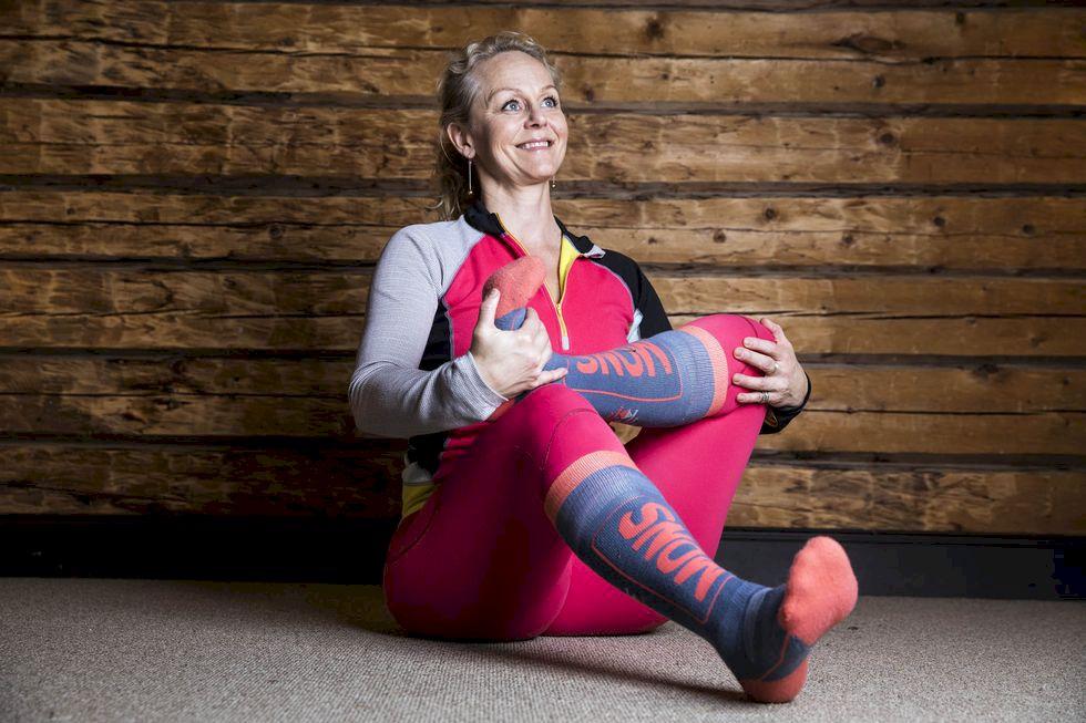 Kickstarta 2019: Stretching för skidåkare