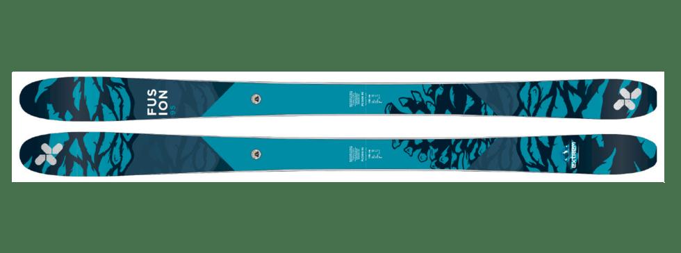 Vinterns 3 bästa skidor för hela berget