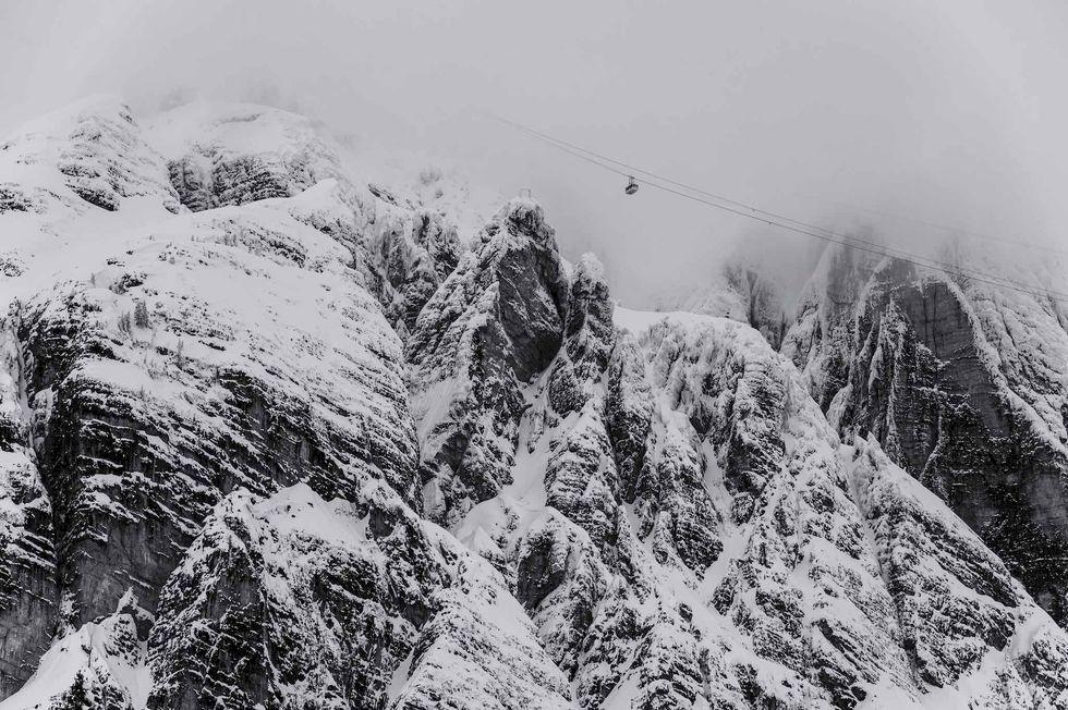 Världens bästa skidåkning: Cortina